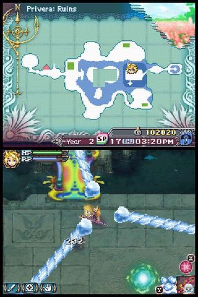 Screenshot - Rune Factory 3: A Fantasy Harvest Moon (NDS) 2273202