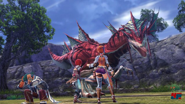 Screenshot - Ys 8: Lacrimosa of Dana (PlayStation4)