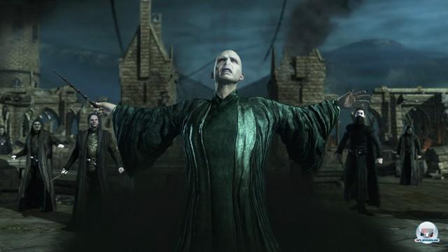Screenshot - Harry Potter und die Heiligtümer des Todes - Teil 2 (360) 2218009