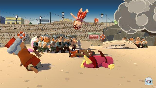 Screenshot - When Vikings Attack! (PlayStation3) 2393612