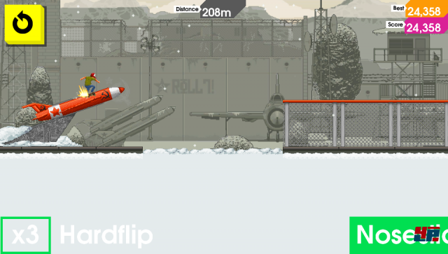 Screenshot - OlliOlli (PS_Vita)