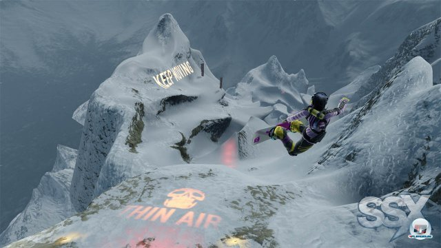 Screenshot - SSX (360)