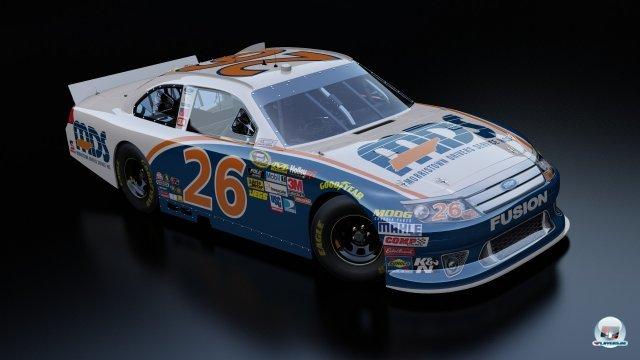 Screenshot - NASCAR The Game: Inside Line (360) 2393362