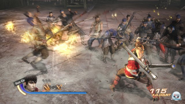 Screenshot - Dynasty Warriors 7: Xtreme Legends (PlayStation3) 2277232