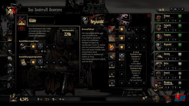 Screenshot - Darkest Dungeon (PC) 92518911
