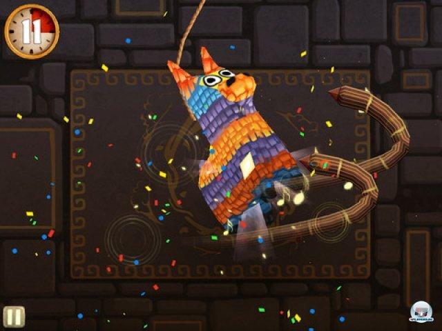 Screenshot - Fruit Ninja: Puss in Boots (iPad) 2298207