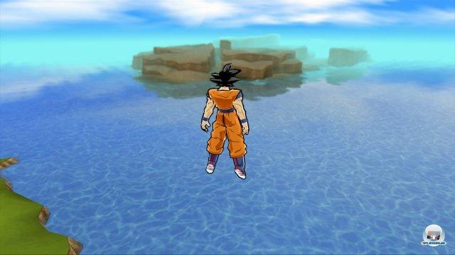 Screenshot - DragonBall Z Budokai HD Collection (PlayStation3) 2375372