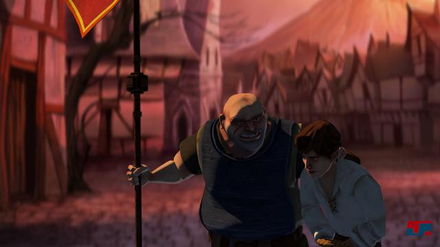 Screenshot - Yesterday Origins (Switch)