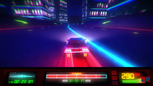 Screenshot - Power Drive 2000 (Mac)
