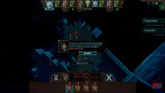 Screenshot - Warhammer 40.000: Mechanicus (Linux) 92579870