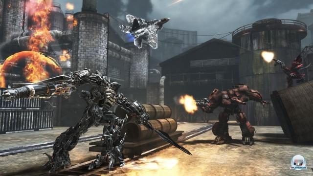 Screenshot - Transformers 3 (360) 2225429