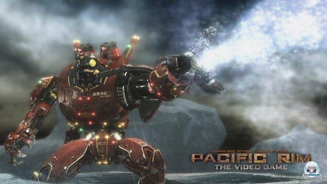 Das Konzept mit prügelnden Stahlkolossen bzw. Monstern kann aufgehen. Kann...
