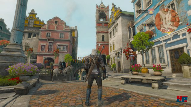 Screenshot - The Witcher 3: Wild Hunt - Blood and Wine (PlayStation4) 92526620