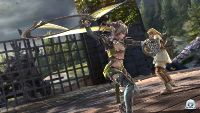 Screenshot - Soul Calibur V (360) 2250282