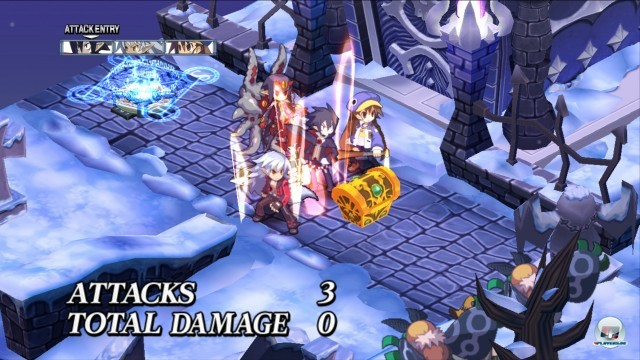 Screenshot - Disgaea 4: A Promise Unforgotten (PlayStation3) 2241407