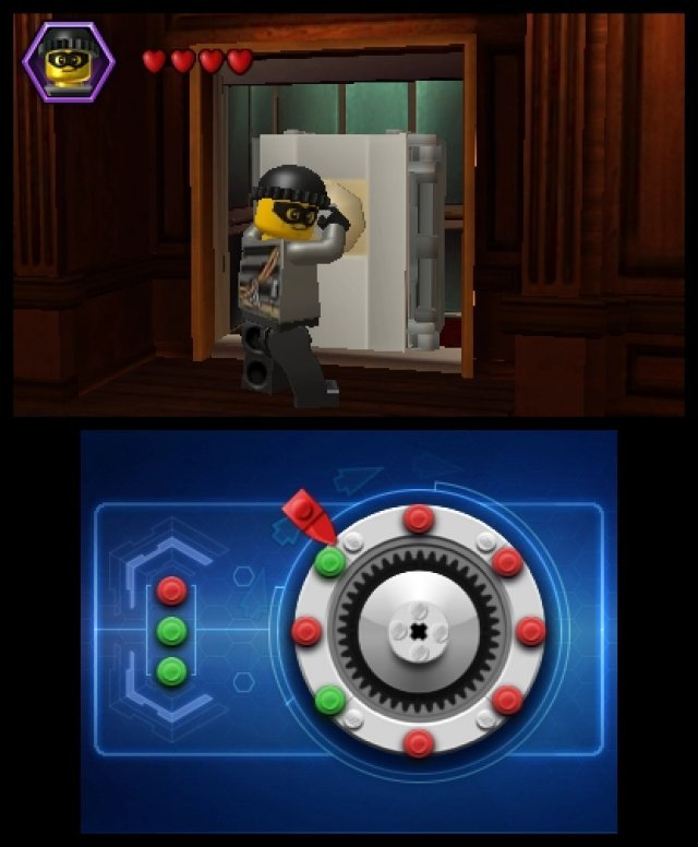 Screenshot - Lego City: Undercover (3DS) 92459486