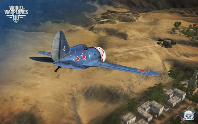 Screenshot - World of Warplanes (PC) 2370417