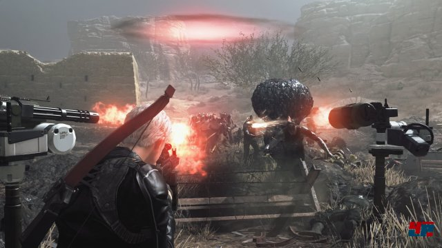 Screenshot - Metal Gear Survive (PC)