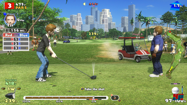 Screenshot - Everybody's Golf (PS4) 92552834