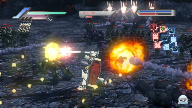 Screenshot - Dynasty Warriors: Gundam 3 (360) 2221613