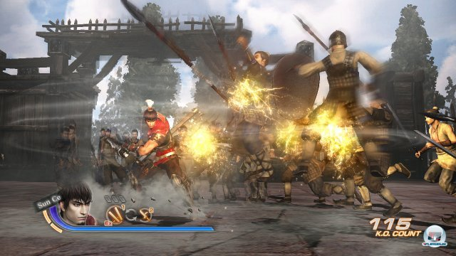 Screenshot - Dynasty Warriors 7: Xtreme Legends (PlayStation3) 2277237