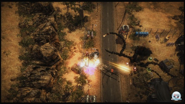 Screenshot - Renegade Ops (PlayStation3) 2238593