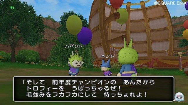 Screenshot - Dragon Quest X Online (Wii) 2375917