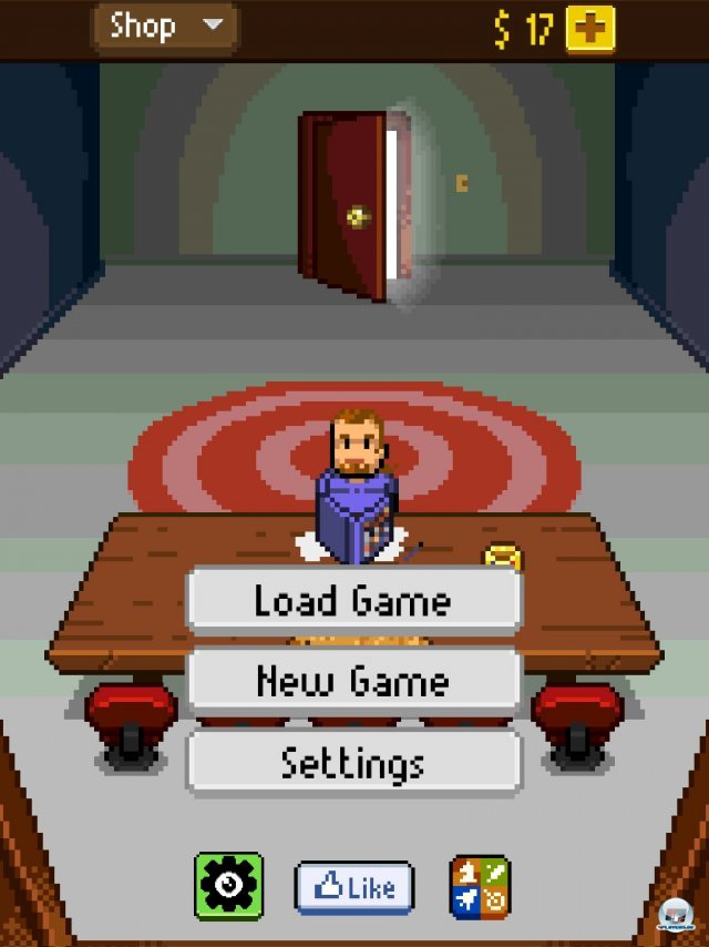 Screenshot - Knights of Pen & Paper (iPad) 92458312