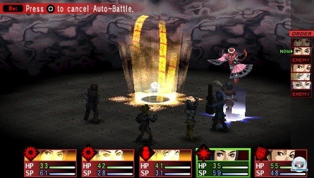 Screenshot - Shin Megami Tensei: Persona 2 - Innocent Sin (PSP) 2254517