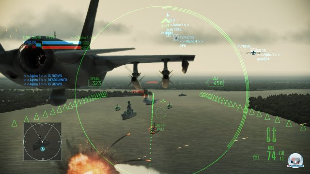 Screenshot - Ace Combat: Assault Horizon (360) 2264842