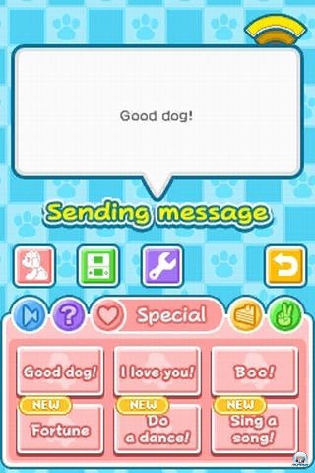 Screenshot - Wappy Dog (NDS) 2254137