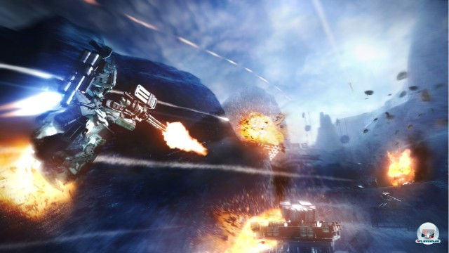 Screenshot - Armored Core V (360) 2245772