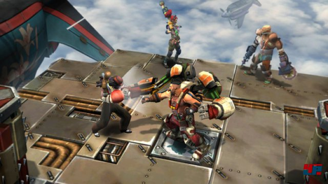Screenshot - Aerena: Clash of Champions (Android)