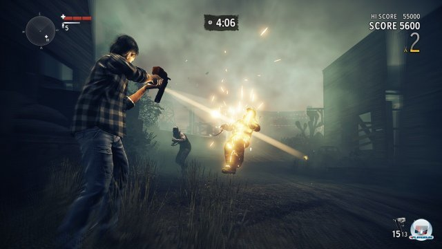 Screenshot - Alan Wake's American Nightmare (360) 2308402