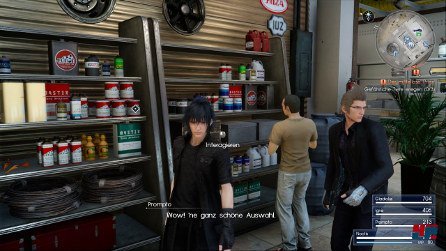 Screenshot - Final Fantasy 15 (PC) 92560948
