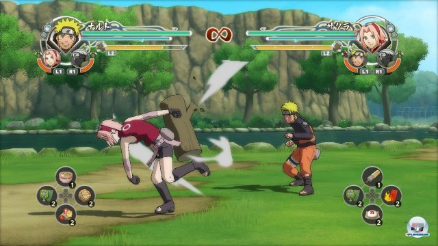 Screenshot - Naruto Shippuden: Ultimate Ninja Storm Generations (PlayStation3) 2295827