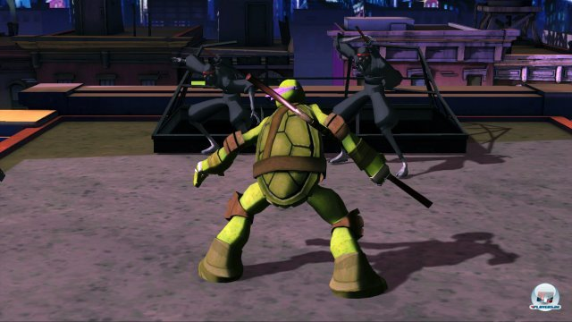 Screenshot - Teenage Mutant Ninja Turtles (360)