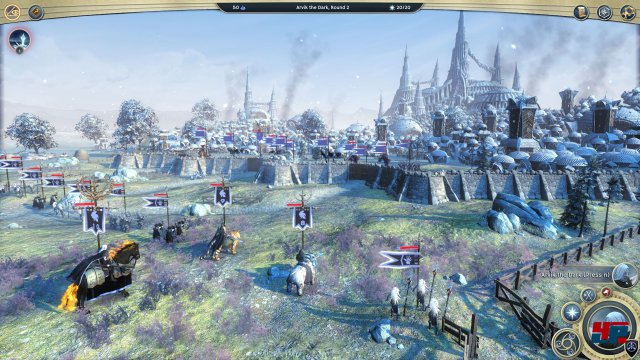 Screenshot - Age of Wonders 3: Eternal Lords (PC)