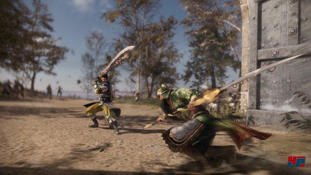 Screenshot - Dynasty Warriors 9 (PS4)