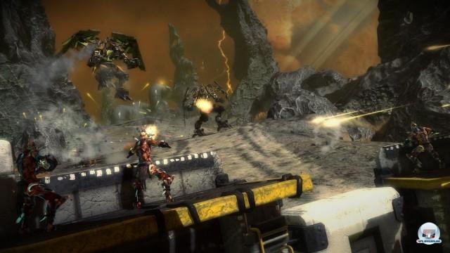 Screenshot - Starhawk (PlayStation3) 2228058