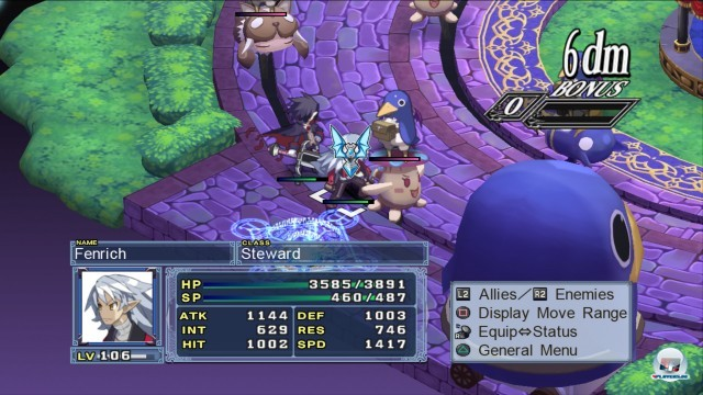 Screenshot - Disgaea 4: A Promise Unforgotten (PlayStation3) 2241398