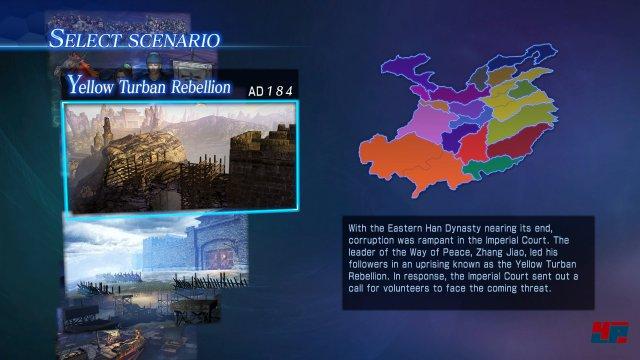 Screenshot - Dynasty Warriors 8: Empires (PC) 92500462
