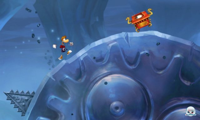 Screenshot - Rayman Origins (3DS) 2367132