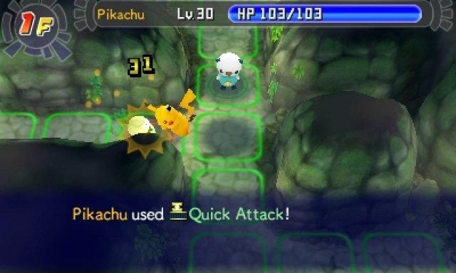 Screenshot - Pokémon Mystery Dungeon: Portale in die Unendlichkeit (3DS) 92457655