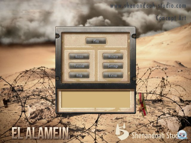 Screenshot - El Alamein (iPad)