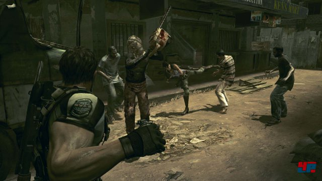 Screenshot - Resident Evil 5 (PlayStation4)