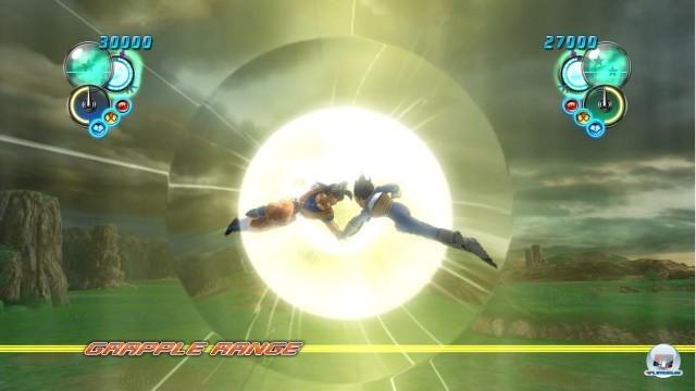 Screenshot - DragonBall: Game Project AGE 2011 (PlayStation3) 2222928