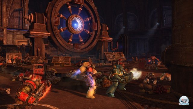 Screenshot - Warhammer 40.000: Space Marine (360)