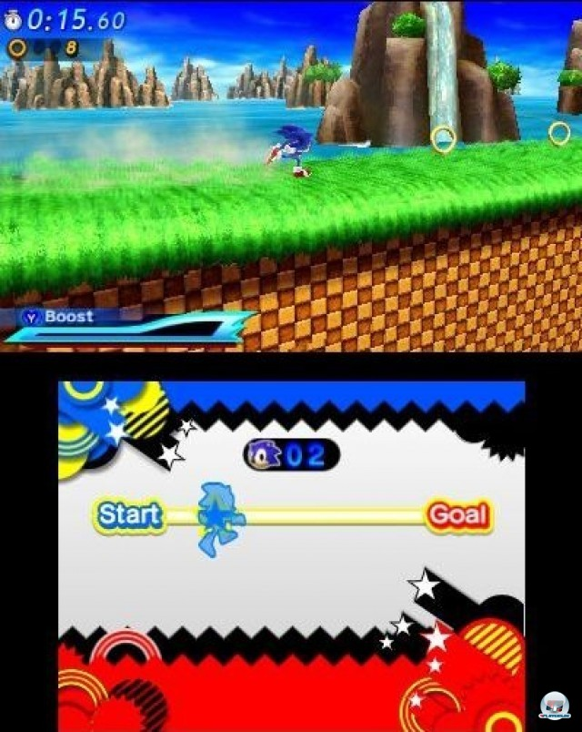 Screenshot - Sonic Generations (3DS) 2235627