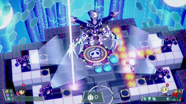 Screenshot - Super Bomberman R (One) 92568245